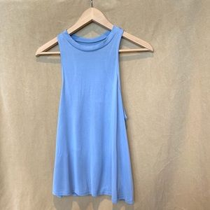 NEW Blue Dressy Tank from Silence & Noise